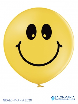 Smile balon 1 kom
