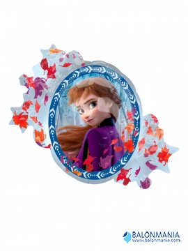 Frozen 2 - Ana in Elza balon
