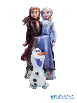 Frozen 2 - Airwalker balon