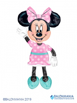 Minnie mouse Airwalker balon