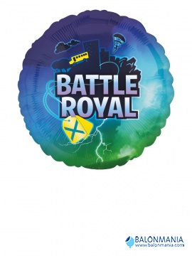 Battle royal balon