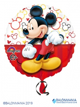 Mickey Mouse balon