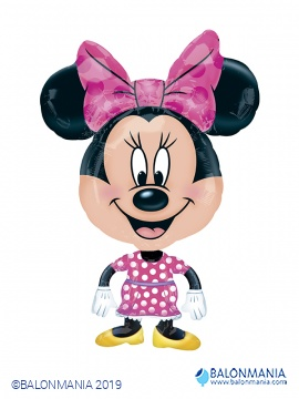 Minnie Airwalker balon