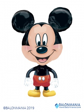Mickey Airwalker balon